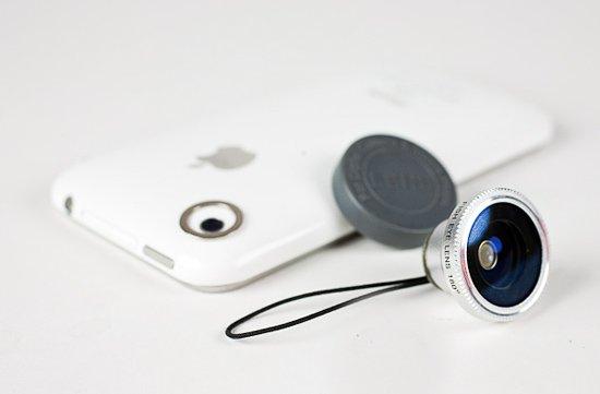 Lensa Macro Untuk Handphone