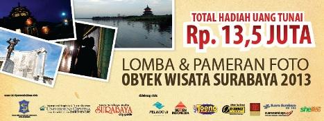 Lomba Foto Obyek Wisata Kota Surabaya 2013