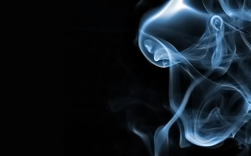Tips Memotret Asap Rokok