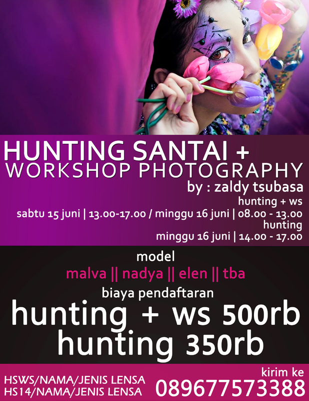 Hunting Foto Santai Surabaya