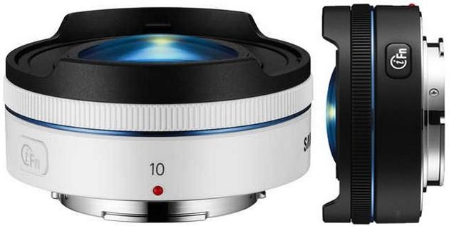 Lensa Fisheye Samsung 10mm f:3.5