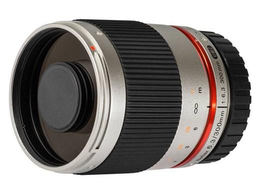 Spesifikasi Samyang Reflex 300mm f:6.3 ED UMC CS