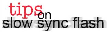 Cara Menggunakan Slow Sync Flash