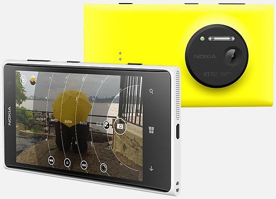 Spek Kamera Nokia Lumia 1020