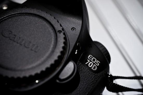 Spesifikasi Canon EOS 70D