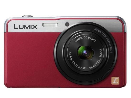 Feature Panasonic Lumix DMC-XS3