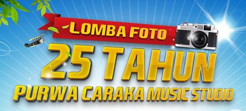 Lomba Foto Purwa Caraka Music Studio