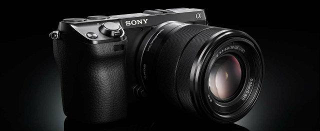 Kamera Sony NEX Full-Frame