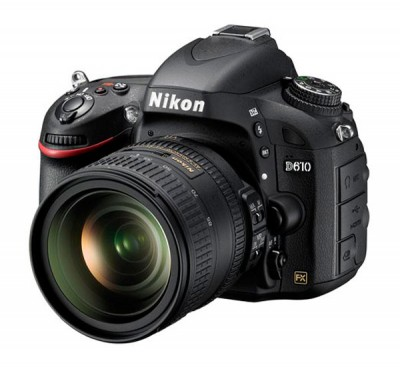 Spesifikasi Nikon D610
