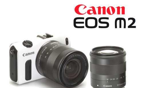Spesifikasi Canon EOS M2