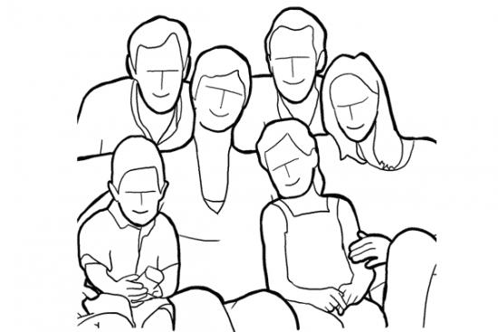 Tips Memotret Keluarga Saat Liburan