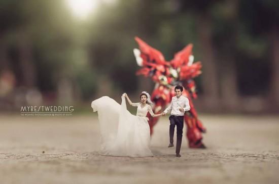 Contoh Foto Prewedding Yang Keren (2)