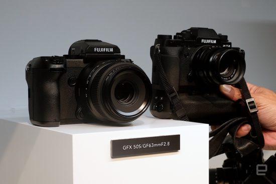 GFX 50S Dengan Lensa GF 63mm F2.8