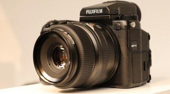 Kamera Fujifilm GFX 50S