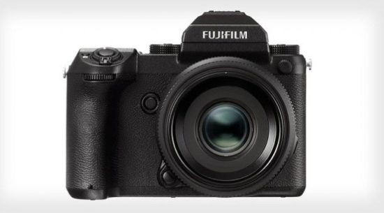 Kamera Mirrorless Medium Format Fujifilm GFX 50S