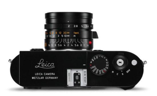 lensa Kamera Leica M-D Type 262