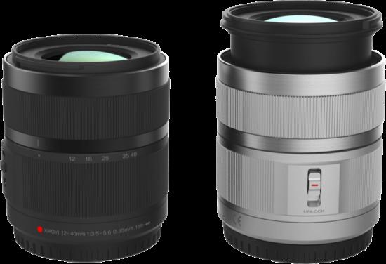 Lensa Xiaoyi 12-40mm F3.5-5.6
