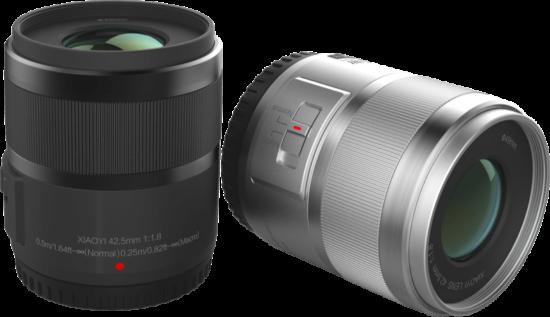 lensa xiaoyi 42-5mm-f1-8