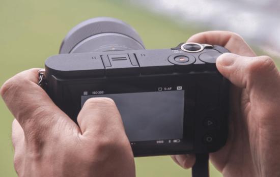 tombol menu kamera yi m1